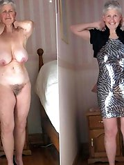 Tempting mature milf teasing like a pro