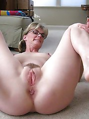 Sensual moms getting naked on camera