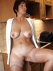 Randy mature grannies get ready for fuck